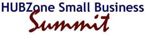 HubZone Summit logo
