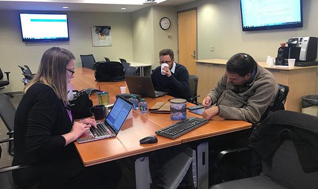 The participants in Battelle's NeuroLife AMA event on Reddit
