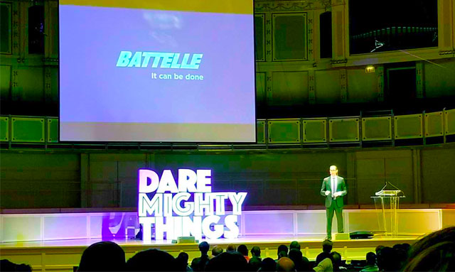 Dare Mighty Things event