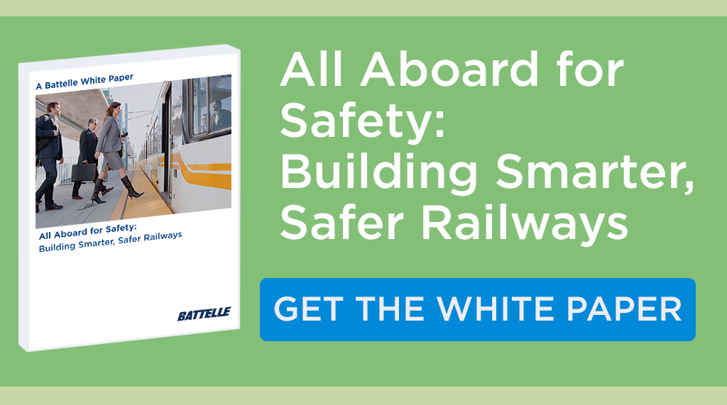 Download the White Paper All Aboard for Safety