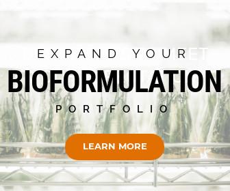 Bioformulation Product Portfolio