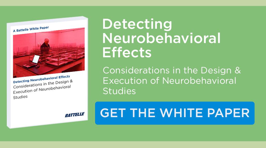 Detecting Neurobehavioral