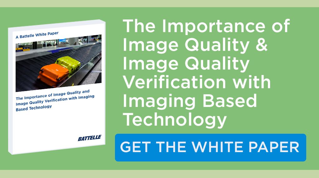 Image Quality White Paper