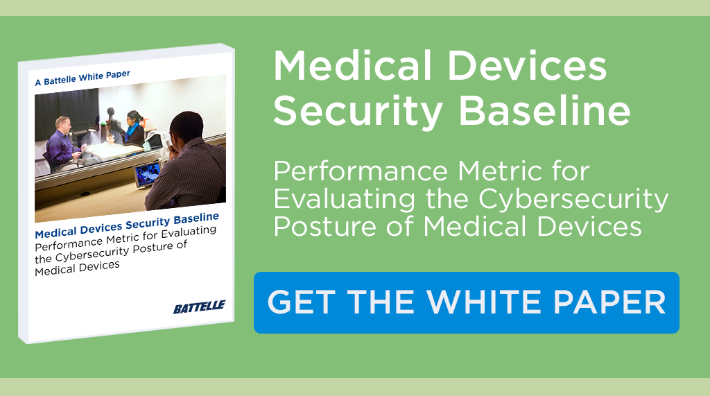 Medical Device Baseline Security White Paper