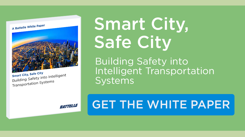 Smart City, Safe City White Paper