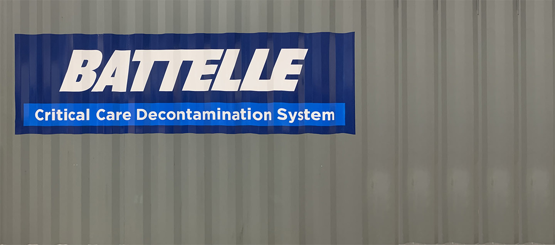 Battelle CCDS satellite locations