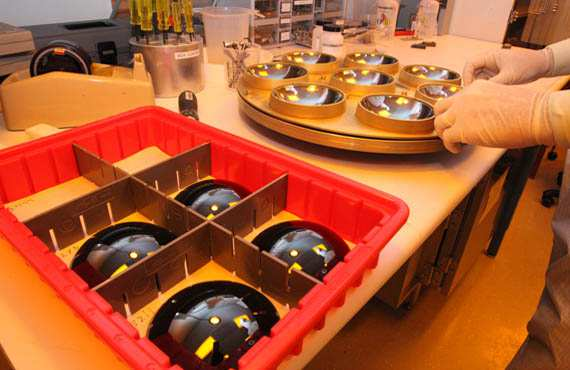 Microfabrication of Metallic Mesh Coatings