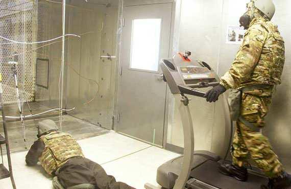 CBRNE Defense Testing & Evaluation Services
