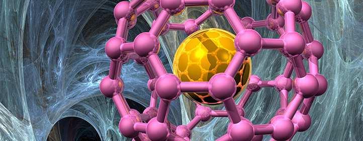 Nanotparticle graphic