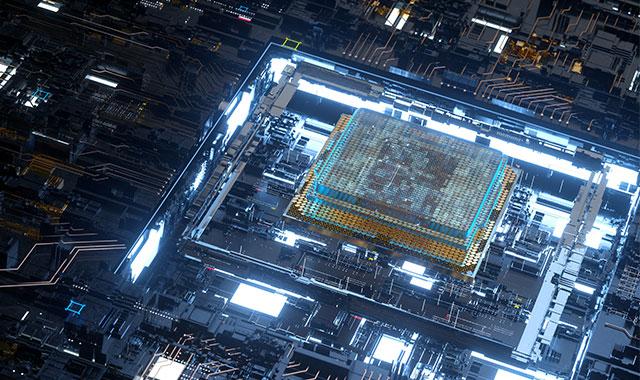 Photo: Circuit board
