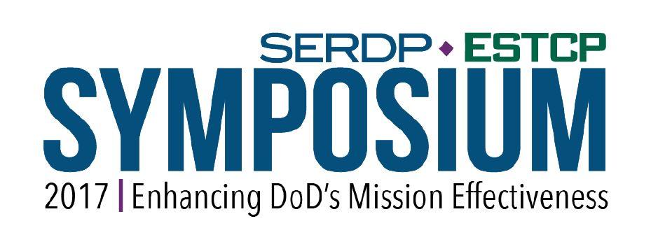 SERDP symposium logo